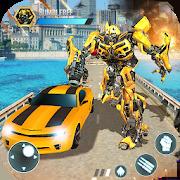 Former Robot Car War Combat 3D