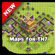 COC Base Map for TH7