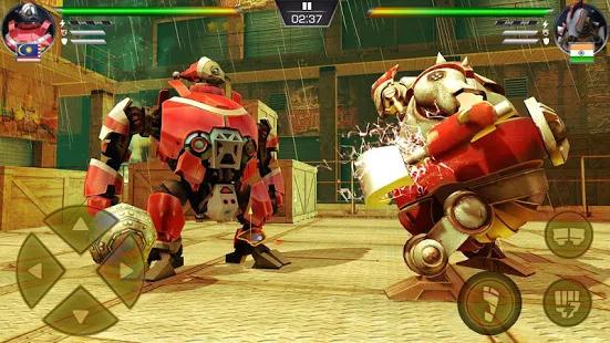 Clash Of Robots Screenshot