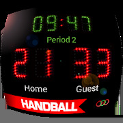 Scoreboard Handball ++