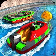 Speed Boat Crash Racing