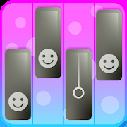 Glitter Piano Tiles- Amazing World of Fun