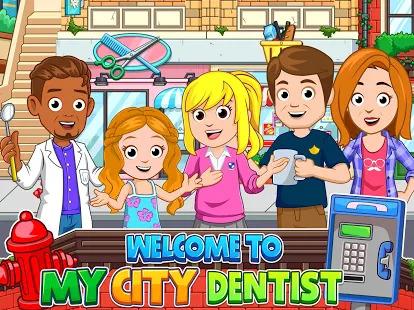 My City : Dentist visit Screenshot