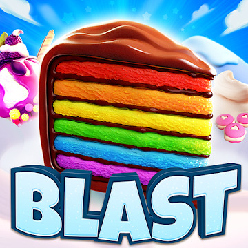 Cookie Jam Blast New Match 3 Game | Swap Candy