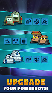 Powerbots by Kizi Screenshot