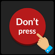 Red Button NEXT: think before you press, clicker