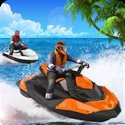 Water Boat Fun Racing Game