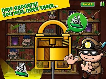 Bob The Robber 5: Temple Adventure by Kizi games Screenshot