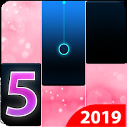 Pink Piano Tiles 5 - 2019