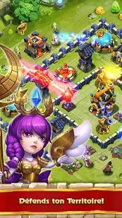 Castle Clash: RPG War and Strategy FR Screenshot
