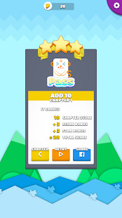 Math Monkey: Cool Math Game Screenshot