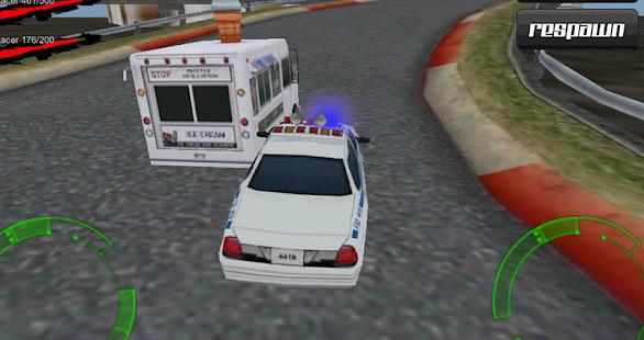 Ultra Police Hot Pursuit 3D Screenshot