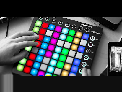 Dj EDM Pads Game Screenshot