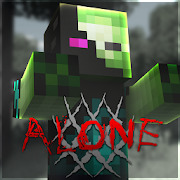 Alone: The MCPE Modded Map!