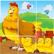 Animals Tile Puzzle