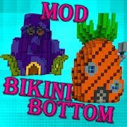 Bikini Bottom Map Minecraft