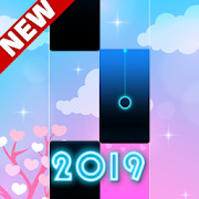 Magic Piano Tiles 2019 : white tiles piano games