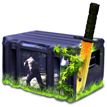 Case Royale - case opening simulator for CS GO