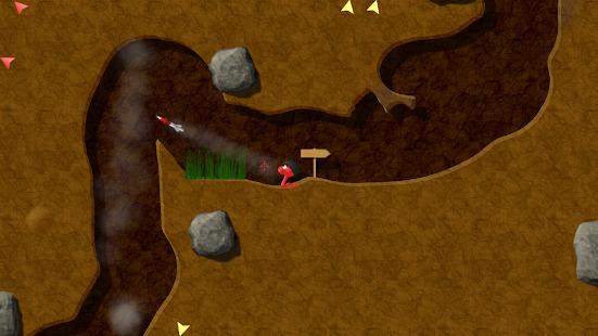 Annelids: Online battle Screenshot