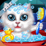 Wash and Treat Pets Kids Game