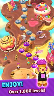 Candy Rush : Sweet Blast Puzzle Games Screenshot