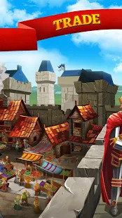 Empire: Four Kingdoms | Medieval Strategy MMO Screenshot