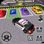Police Car Parking City Highway: Car Parking Games