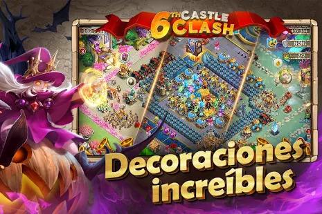 Castle Clash: Epic Empire ES Screenshot