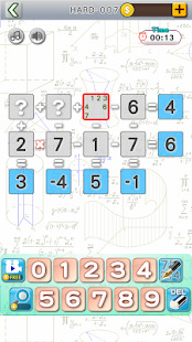 Math x Math(Math game) Screenshot