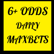 6+ ODDS DAILY MAXBETS