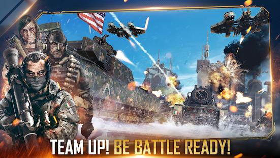 War Commander: Rogue Assault Screenshot