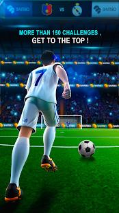 Shoot Goal ⚽️ Football Stars Soccer Games 2019 Screenshot