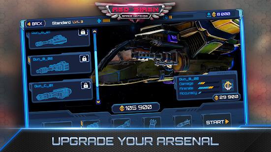 Robots Destroyer: Red Siren Screenshot