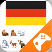 German Game: Word Game Vocabulary Game