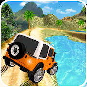 4x4 Mountain Car Driving Simulator Mountain Climb