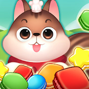 New Sweet Cookie Friends: Puzzle World