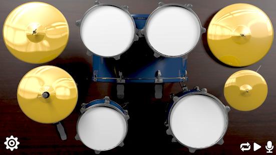 Drum Solo HD  -  The best drumming game Screenshot