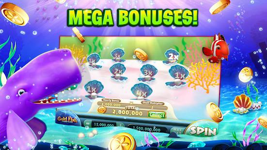 Gold Fish Casino Slots  Free Online Slot Machines Screenshot