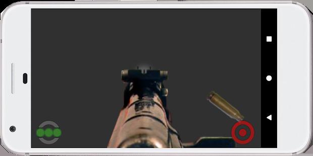 AK-47 Gun Sounds: Gun Shooter Fight Simulator Screenshot