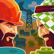 Oil Tycoon: Gas Idle Factory, Life simulator miner