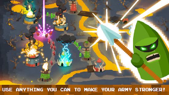 BattleTimeOS - Real Time Strategy Offline Game Screenshot