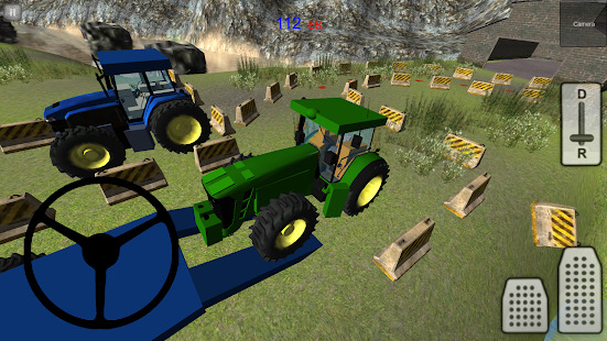 Tractor Transporter 3D Screenshot