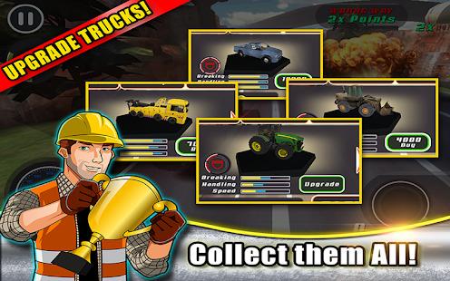 Big Truck Driving Screenshot