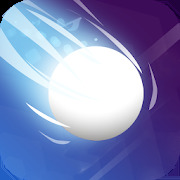 Flappy ball - Color ball stack in Maze 8 ball game