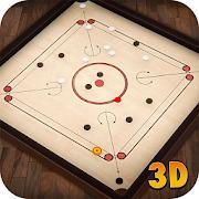 Carrom Multiplayer - 3D Carrom Board Game