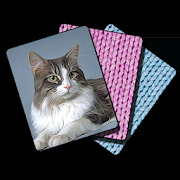 Kitty cat cards mahjong