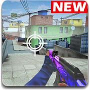 Combat Strike 2020: FPS War- Online shooter & PVP