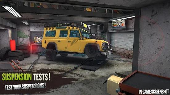 Revolution Offroad : Spin Simulation Screenshot