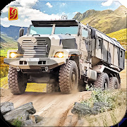 Drive Army Check Post Truck- Army Games