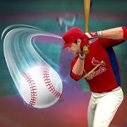 Baseball Star 2019 - Flick Hit Home Run